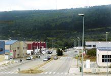 Polígono Industrial La Curiscada (Tineo).
