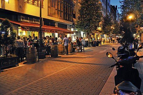 Ruta de los Vinos (Oviedo)