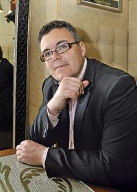 Javier García. Economista y Emprendedor.
