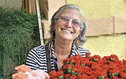 Carmen Bascarán. Activista.