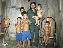 Centro de Defensa de la Vida y los DDHH en Brasil. Carmen Bascarán