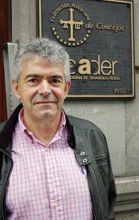 Belarmino Fernández. Presidente de la Red Asturiana de Desarrollo Rural