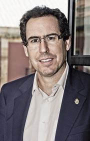 Fernando Couto. Concejal de Desarrollo Económico del Ayuntamiento de Gijón.