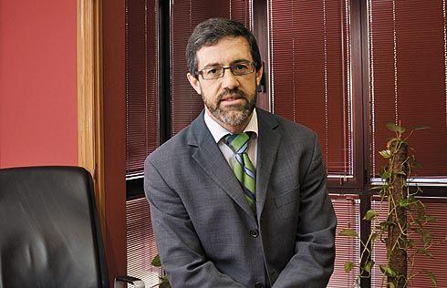 Edmundo Pérez. Director de la FFES.