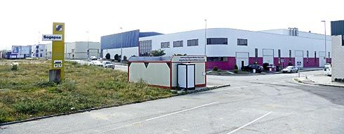 Polígono Industrial de Barres (Castropol)