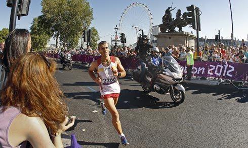 El oro de Riosa. Alberto Suárez, atleta. Oro en las Paralimpiadas 2012.
