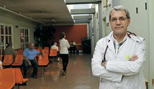 Salvador Tranche. Médico de familia y Secretario General de SEMFYC