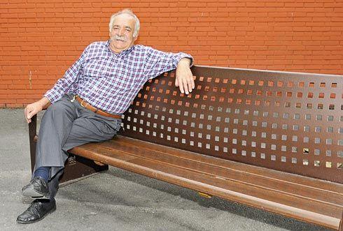 Vicente Gutiérrez Solís  Presidente de la Confederación de Asociaciones Vecinales de Asturias (CAVASTUR).