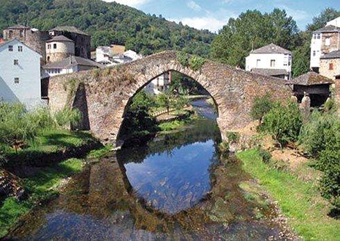 Navia de Suarna, Asturias.