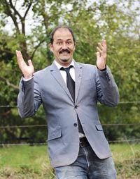 Alberto Rodríguez. Actor. Presentador de De folixa en folixa en la TPA