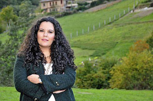 María Fernández-Fidalgo, psicóloga