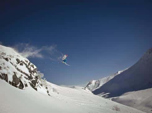 Estación de esquí Fuentes de Invierno (Aller)