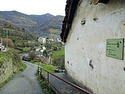 Ruta desde Santibáñez de Murias (Aller).
