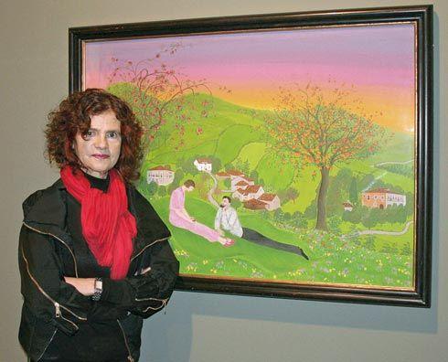 Josefina Junco, pintora