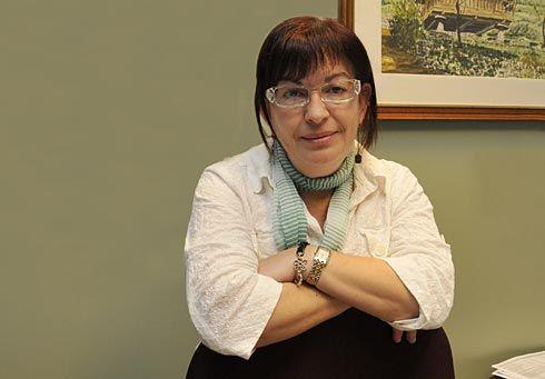 Tomasa Arce. Directora General de Desarrollo Rural y Agroalimentación