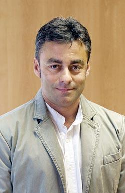 José Ramón Tuero, director General de Deportes.