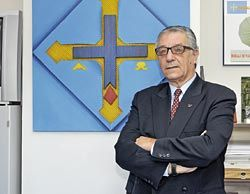 Luis Alfonso Alonso, presidente de la HDS