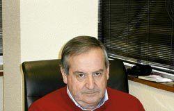 Angel Alvarez. Jefe de la Central Térmica del Narcea