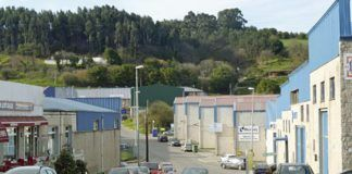 Polígono Industrial de Falmuria (Carreño).