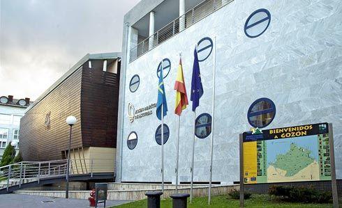 Museo Marítimo de Luanco, Asturias.