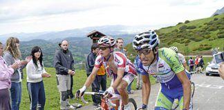L'Angliru calienta la Vuelta.