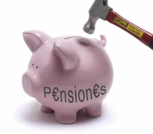 Y ahora... las pensiones