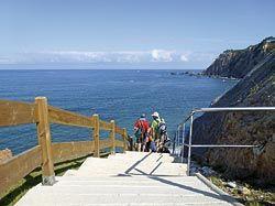 Playa de Torbas, Coaña (Asturias)