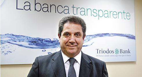 Joan Antoni Melé, subdirector en España de Triodos Bank.
