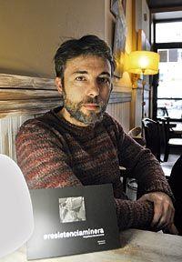 Marcos Martínez. Coautor de #resistenciaminera