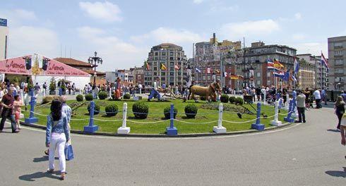 Fiesta de la Ascensión en Oviedo