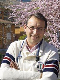 Javier Alberdi. Presidente del Sindicato de Médicos del Principado de Asturias (SIMPA)