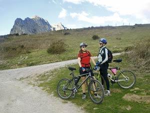 Anillo Ciclista. La Montaña Central a dos ruedas