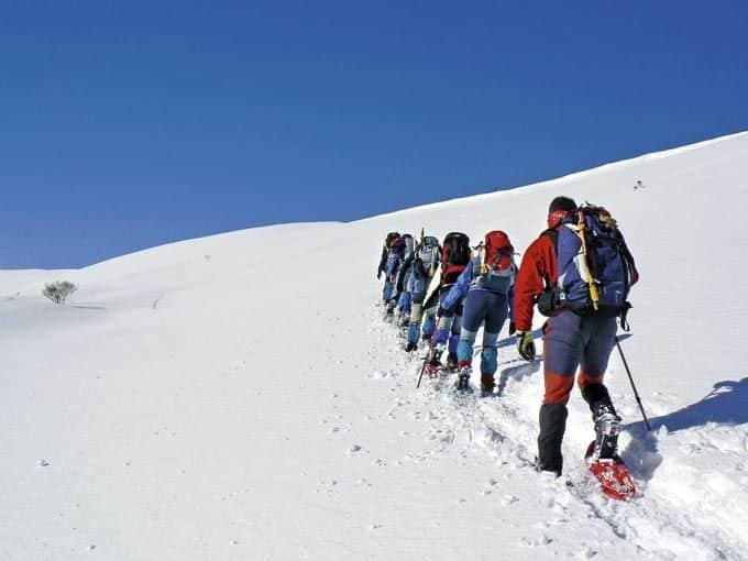 Guías de montaña. Honorable tradición