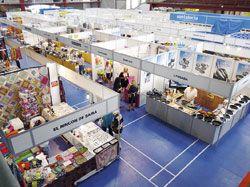 Feria de Muestras de Vegadeo 2012.