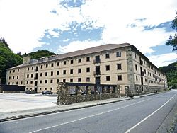 Monasterio de Corias. Cangas del Narcea