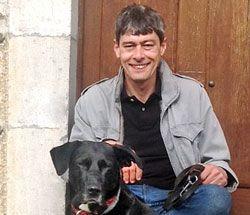 Javier R. Batallé, adiestrador canino.