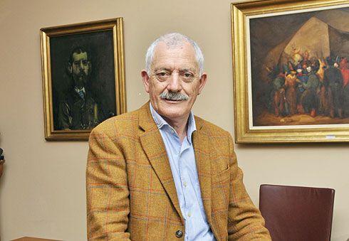 Ramón Rodríguez. Presidente de RIDEA
