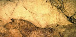 Pintura de las cuevas de Tito Bustillo