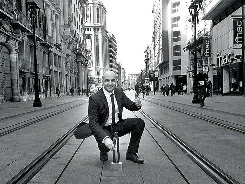 Jonathan Hevia. Fotógrafo