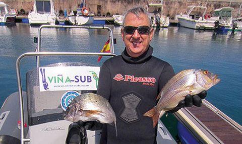 Una historia de superación. Constancio Herrera, miembro fundador del Club Apnea de Gijón