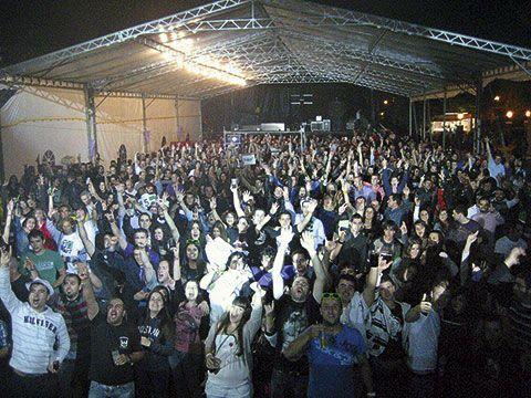 Fiestas en El Franco