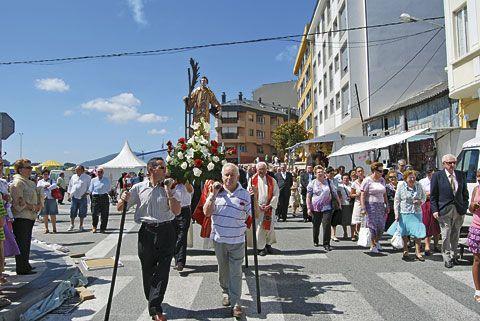 Fiestas de San Lorenzo en Foz (Lugo)