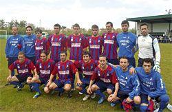 Fútbol Club Andés. Equipo Regional Preferente. (Navia-Asturias)