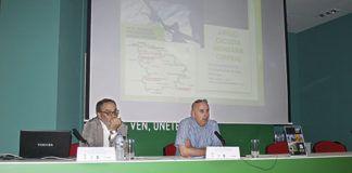 Presentación del Anillo Ciclista en FIDMA