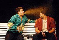Spasmo Teatro en 'Show Park