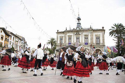 Fiesta del Portal, Villaviciosa