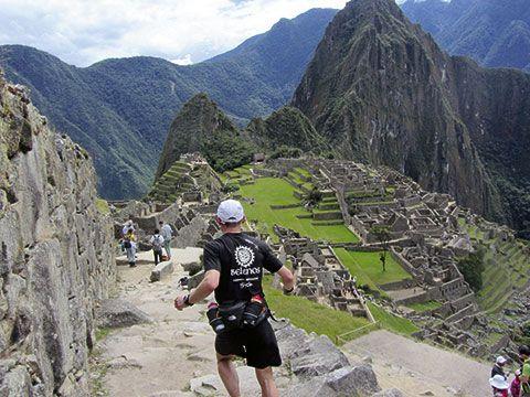 América del Sur: Inca Trail Marathon, Perú. 2012. Campeón.