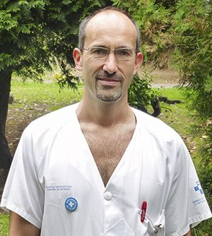 Álvaro González. Presidente de Médicos del Mundo