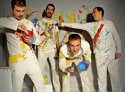 Grupo de pop rock Ciudad Bambú