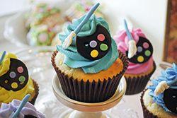 Cupcakes. Repostería creativa